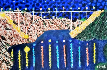 Luka Budimir Gen-Code Brücke Genetic Code Bridge